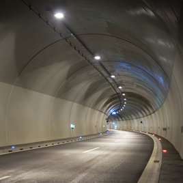 Realtime worker location tracking in tunnel systems